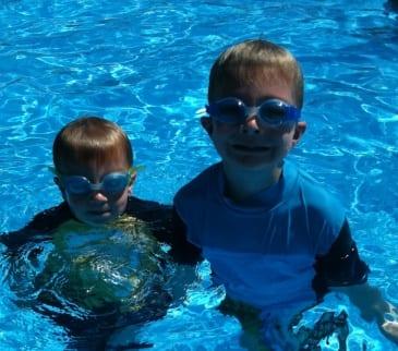 Koenigsnkecht swim goggle